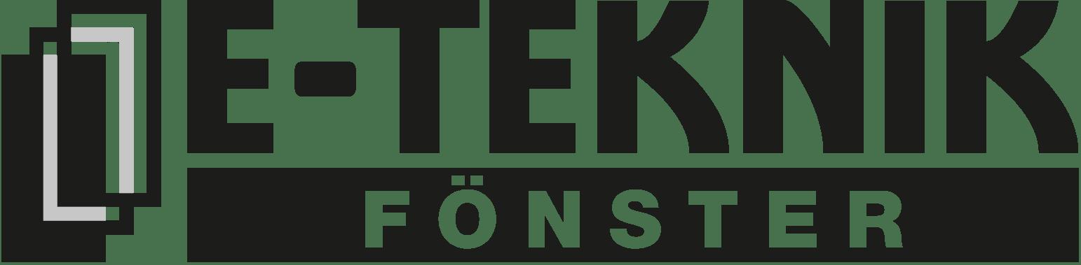 E-Teknik-logotype
